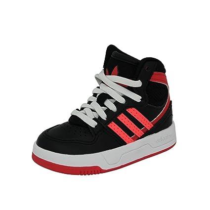 Adidas Originals COURT ATTITUDE EI Zapatillas Sneakers Negro