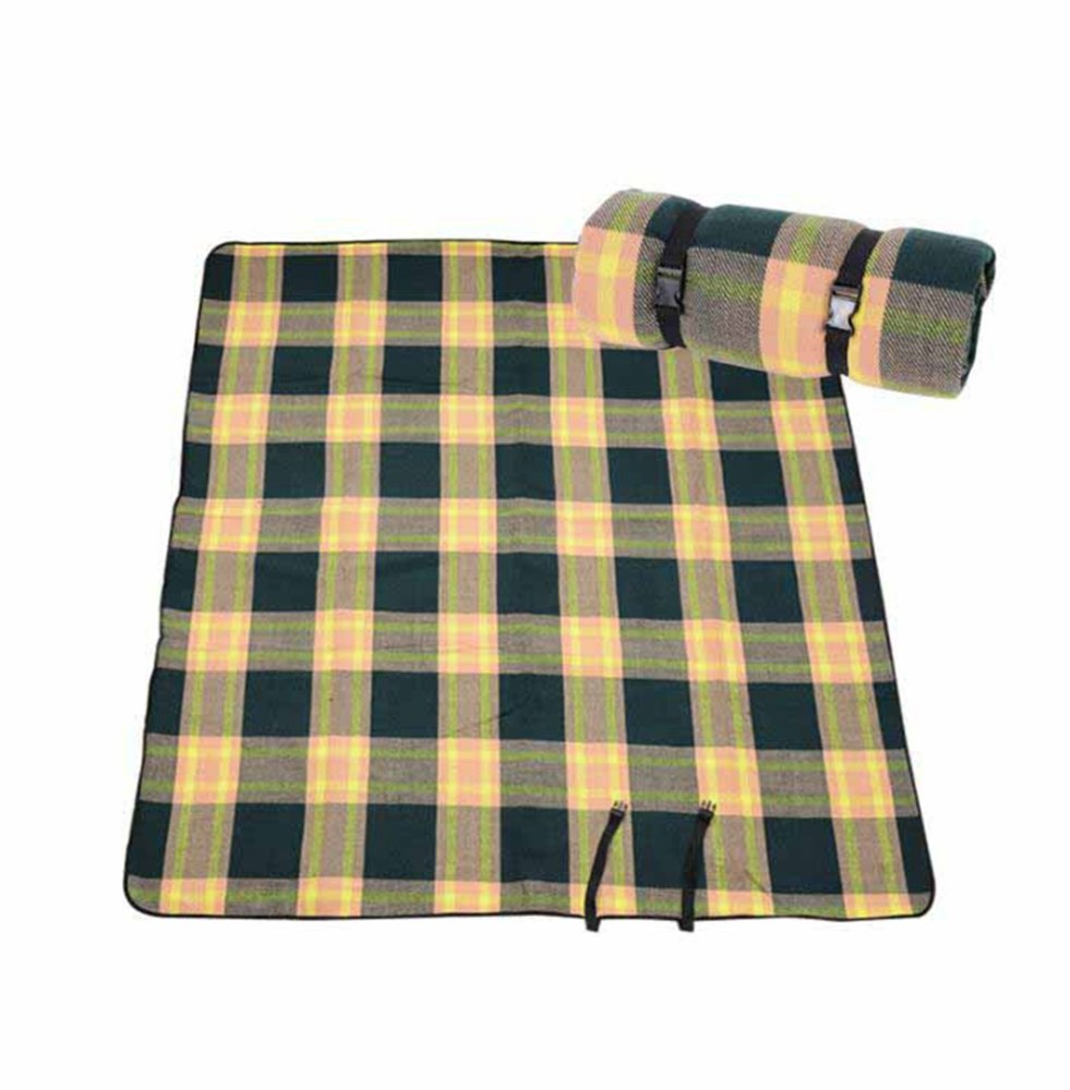 Axiba Im Freien Freien Freien Wasserdichten Camping Picknickdecke 175x200cm Acryl-Picknick-Matte Feuchtigkeit Pad Karokissen B07DRBNJ19 | New Listing  b59525
