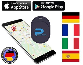 Phantiax - Localizador de Llaves con aplicación Bluetooth y ...