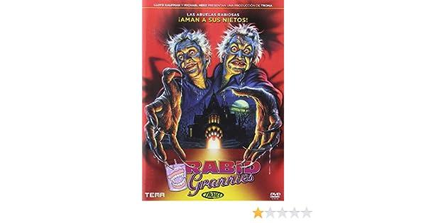 Rabid grannies (Abuelas rabiosas) [DVD]: Amazon.es ...