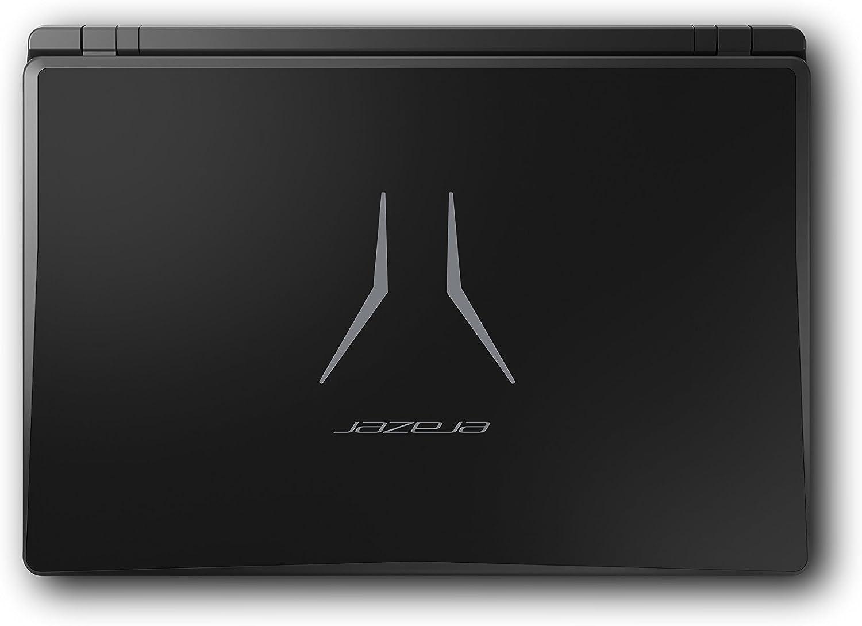 "Medion Erazer P6689 Computer portatile da 15.6"" FullHD (Intel Core i7-8550U-QC, RAM de 8GB, HDD da 1TB + SSD de 128GB, NVIDIAGeForce GTX-1050 4GB, Senza sistema operativo) negro, Spagna"