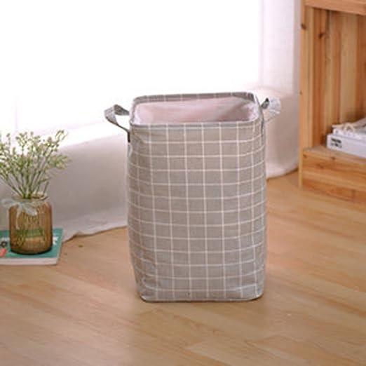 Foldable Pop Up Washing Laundry Basket Dirty Clothes Bin Hamper Storage Large