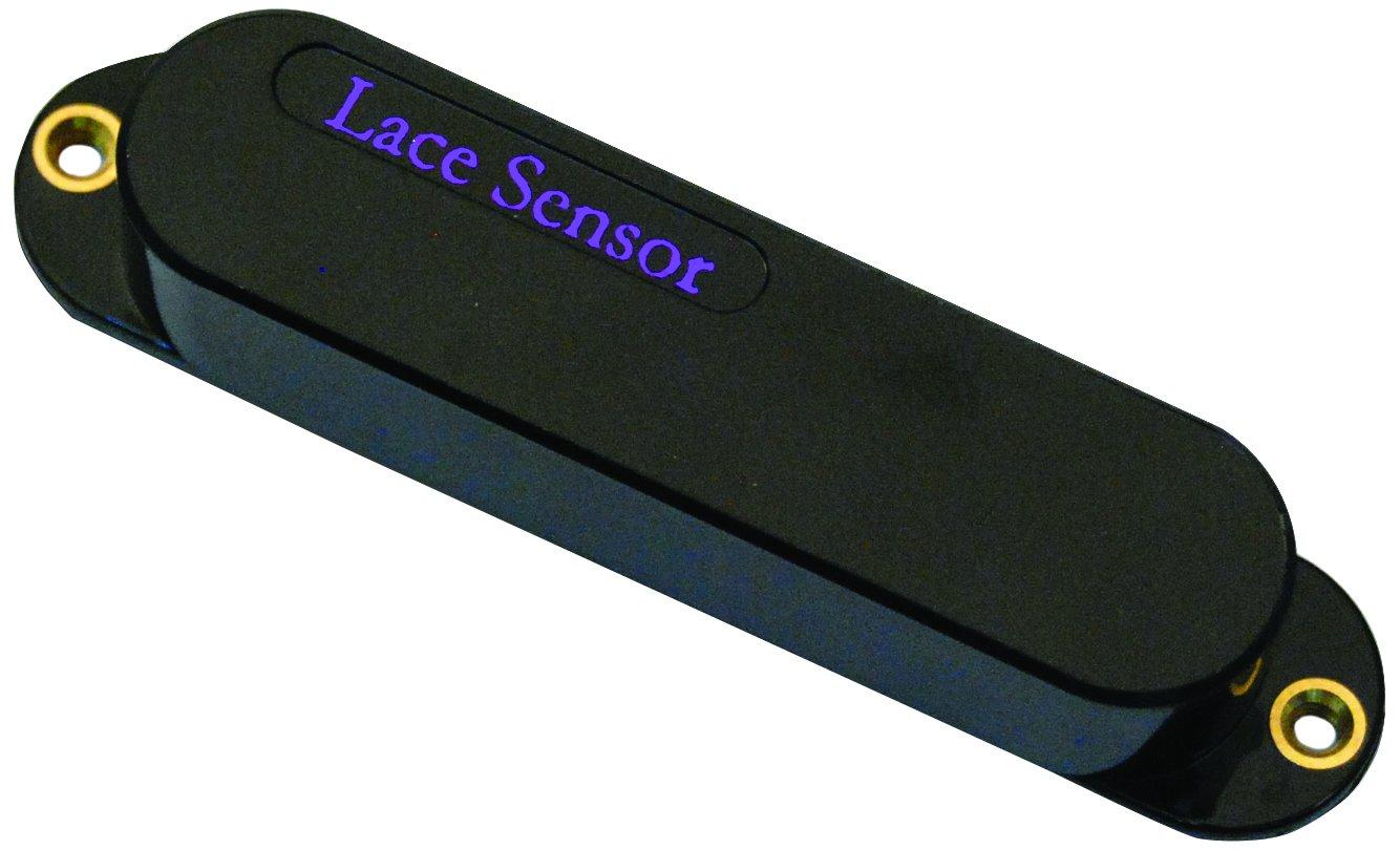 Lace Sensor 44466-02 Purple/Black Cover Electric Guitar Electronics