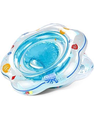 OFKPO Flotador Anillo de Natación para Bebé, Flotador para Bebé con Aasiento para Niños 1