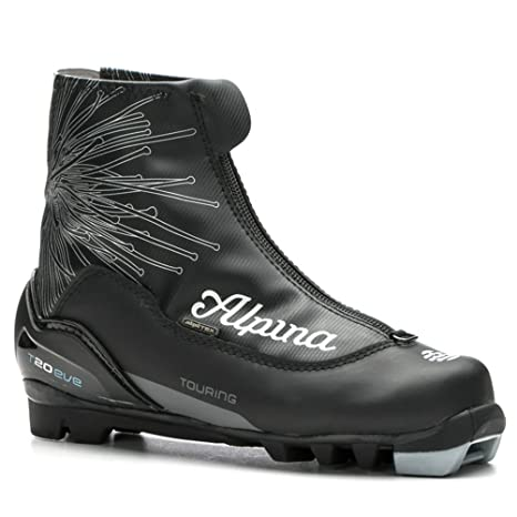 Amazoncom Alpina Eve T Womens NNN Cross Country Ski Boots - Alpina xc ski boots
