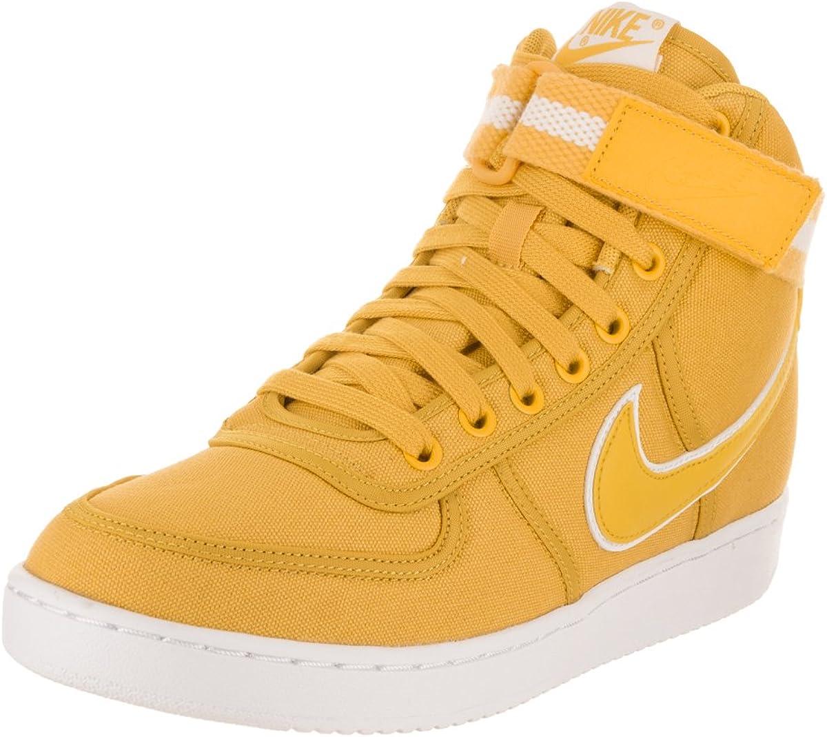 Vandal Hi Basketball Shoe 8.5 Yellow