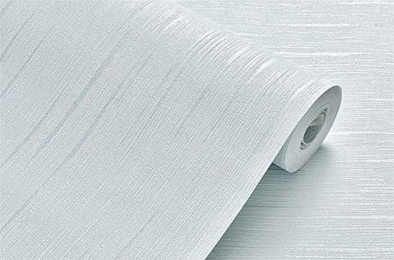 Amazon.com: Papel pintado no tejido, papel pintado liso ...