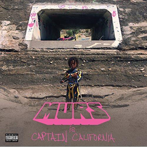 Murs: Captain California (Audio CD)