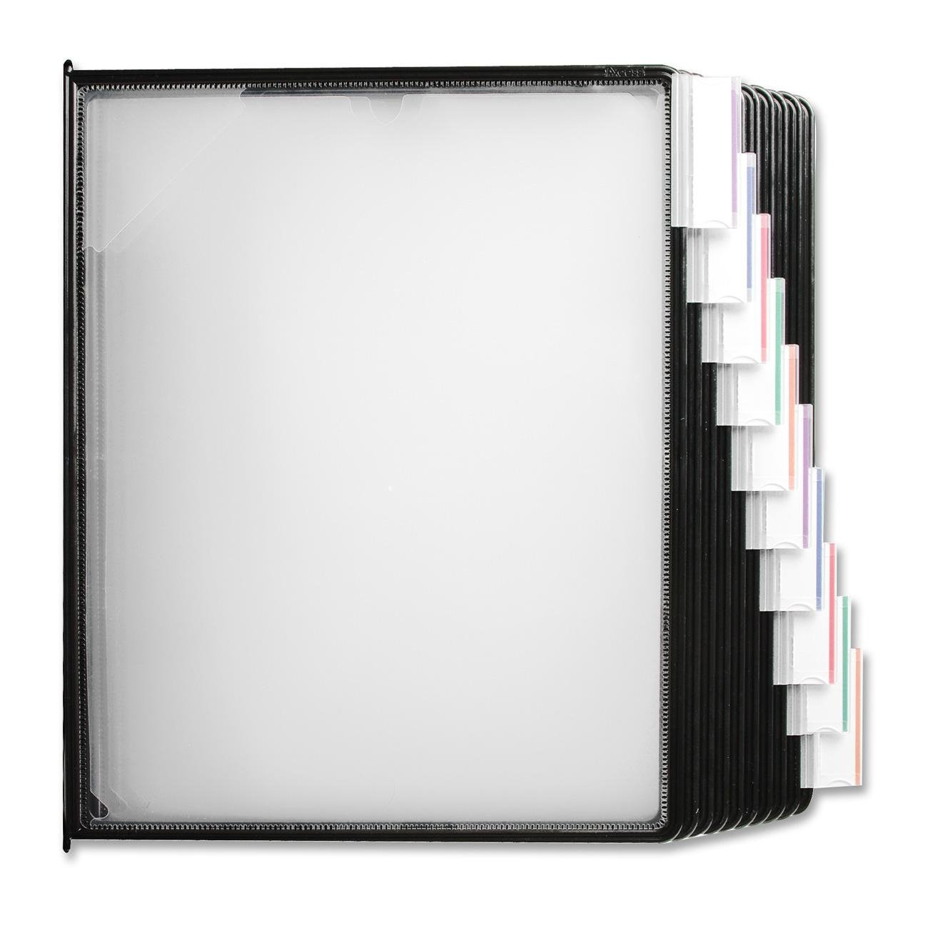 Business Source Replacement Panels for Deluxe Catalog Rack - Clear - BSN62891