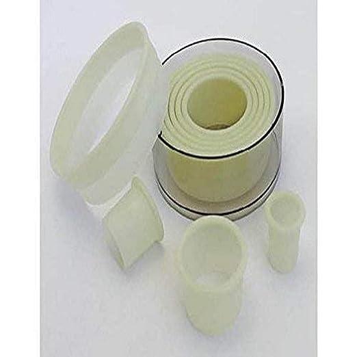 Schneider gt141 Plain redonda cortadores de repostería (Pack de 9 ...