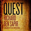 Quest Audiobook by Richard Ben Sapir Narrated by Hallie Ricardo