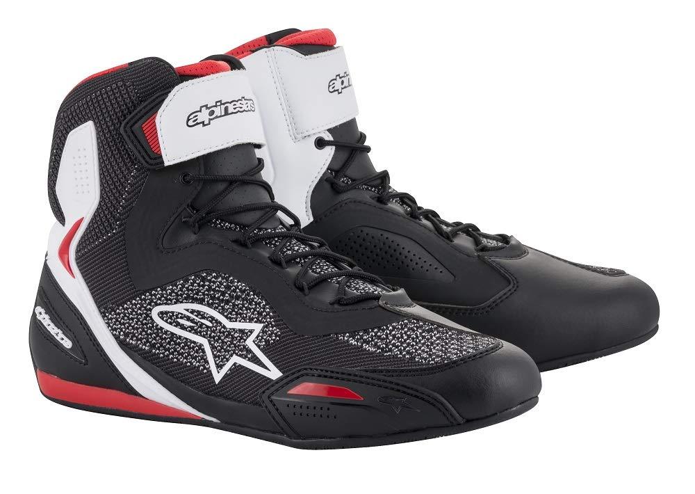 9.5, 10-Black Alpinestars Faster-3 Rideknit Shoes