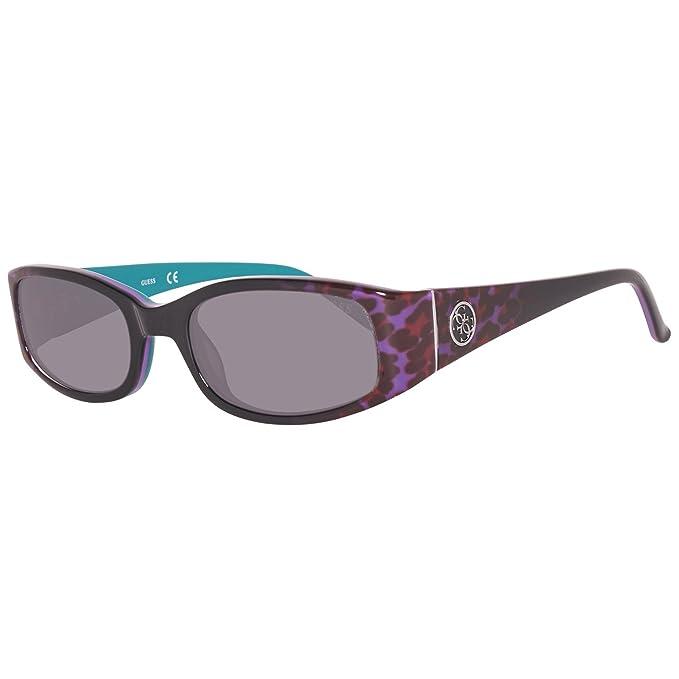 Guess GU7435-5183A, Gafas de sol para Mujer, Negro 51 ...