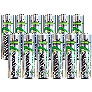 Amazon.com: AmazonBasics AA Rechargeable Batteries (8-Pack