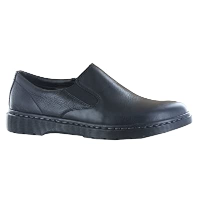 jak kupić uznane marki różne wzornictwo Dr.Martens Ethan Overdrive Black Leather Mens Shoes Size 10 ...