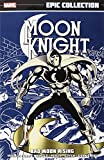 img - for Moon Knight Epic Collection: Bad Moon Rising book / textbook / text book