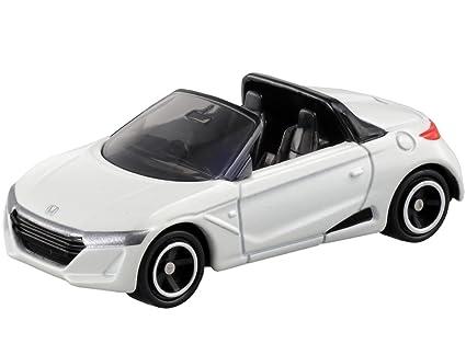 Amazon Com Takara Tomy Tomica 98 Honda S660 White Open Caravans