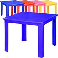 Kids Children Plastic Table Strong Folding Table High Quality Suitable for Outdoor Side Table