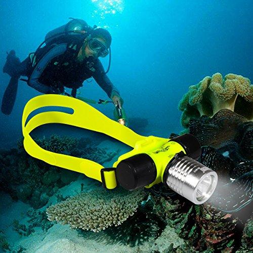 Explorer Waterproof Flashlight - 4
