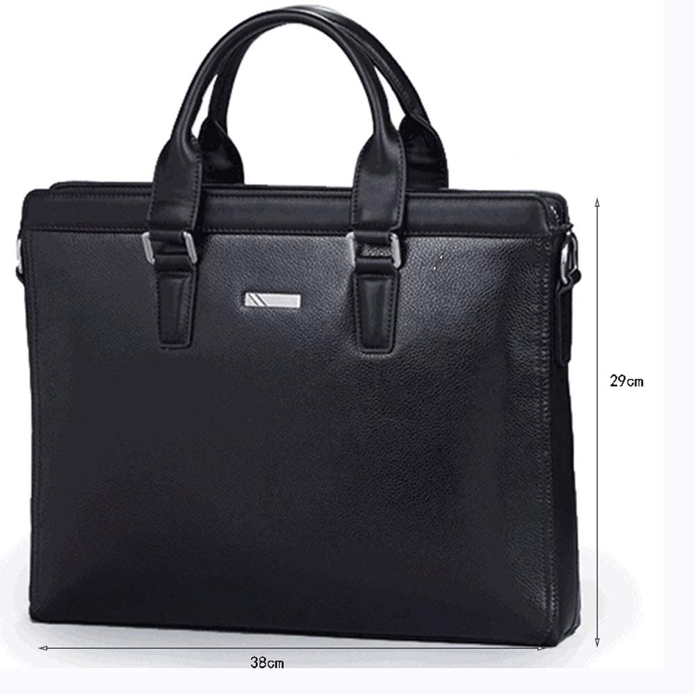 Fashion Portable Envelope Bag,Laptop Bag,14 Inch Briefcase Shoulder Bag Water Repellent Laptop Bag,for Business//College//Women//Men,for Schoo D-YYBB Bussiness Briefcase