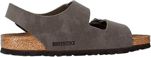 Birkenstock Milano Birko Flor, Sandales Bride Arriere Homme