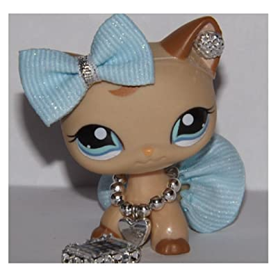 Unbranded Littlest Pet Shop lps Clothes Accessories Custom Outfit CAT/Dog NOT Included: Toys & Games