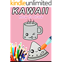 How to draw Kawaii: Kute and Beauty Kwaii drawing with Food