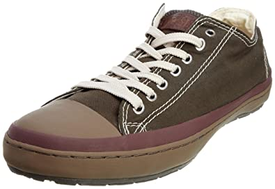 a2988c4ba216 Converse Men s Chuck Taylor All Star Premiere Ox Grey Brown Green Trainer  1T650 9