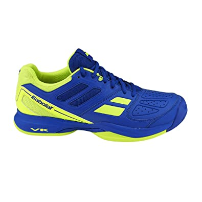 Chaussures Babolat Pulsion bleues homme
