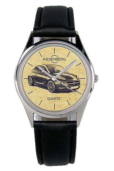 regalo para Opel Adam conductores Fans Grava Montaña reloj 20331 de B: Amazon.es: Relojes