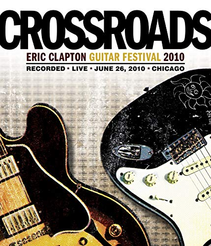 Eric Clapton: Crossroads Guitar Festival 2010 (Two-Disc Super Jewel Case)