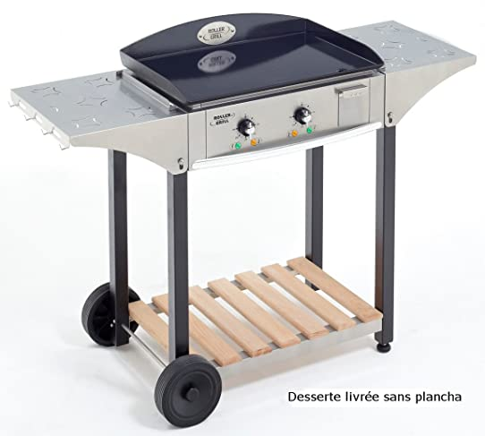 plancha electrique roller grill 600