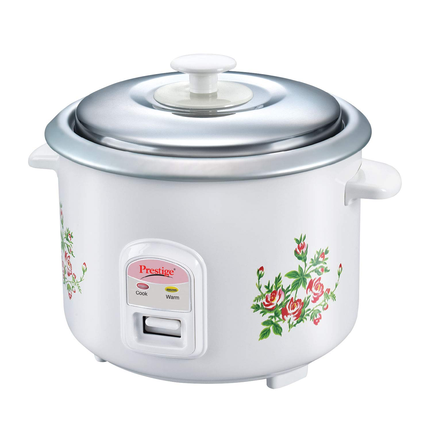 Buy Prestige PRWO 1.4-2 500-Watt Electric Rice Cooker Online at Low Prices  in India - Amazon.in