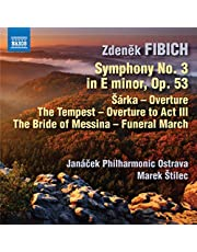 Fibich: Orchestral Works, Vol. 5