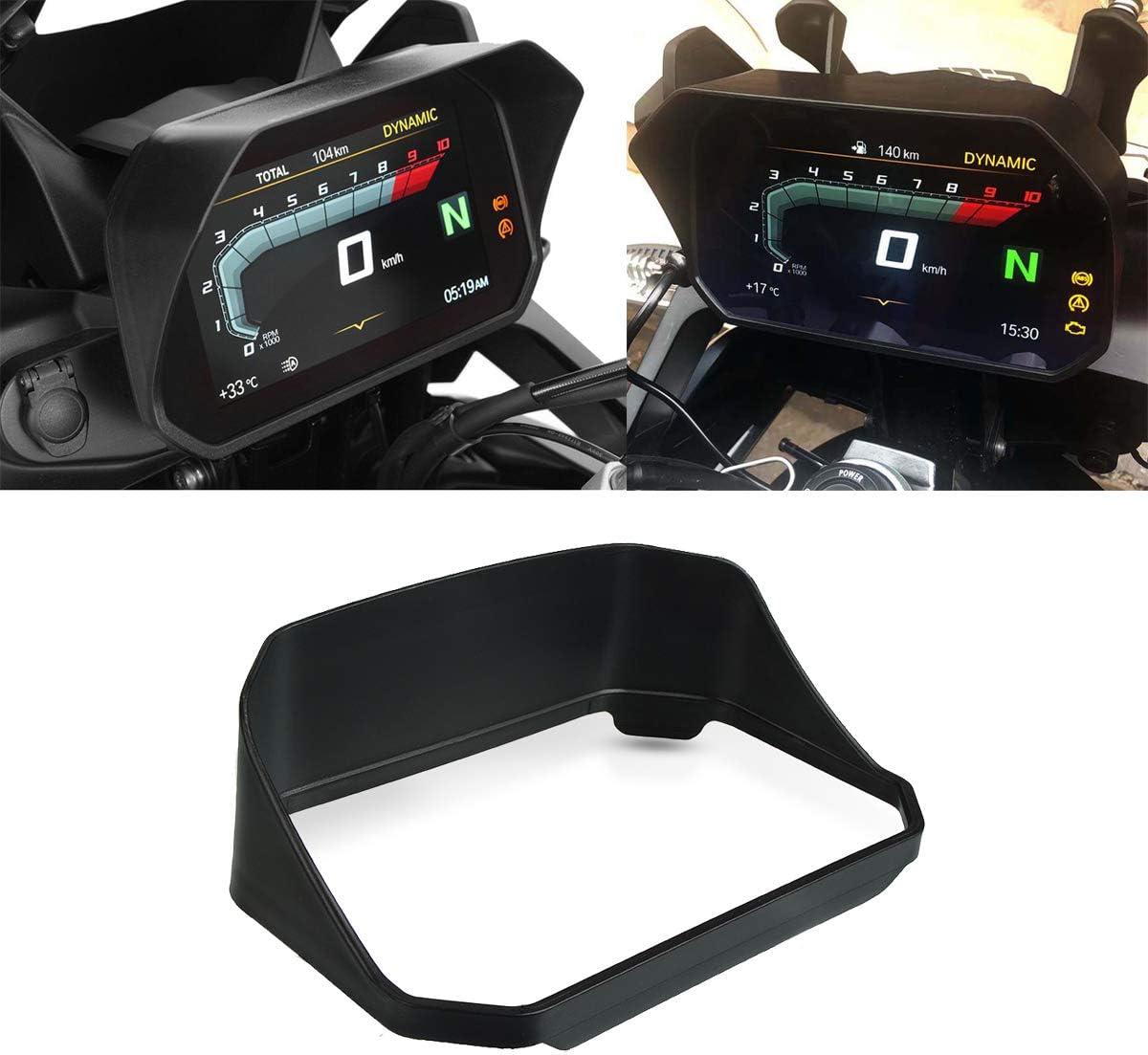 Motorrad Instrument Schildabdeckung Visier Sonnenblende Schild Für C400 X F750gs F850gs 2018 2020 F850gs Adv 2019 2020 F900r F900xr R1200gs Lc 2017 2020 R1200gs Lc Adv 2014 2020 Auto