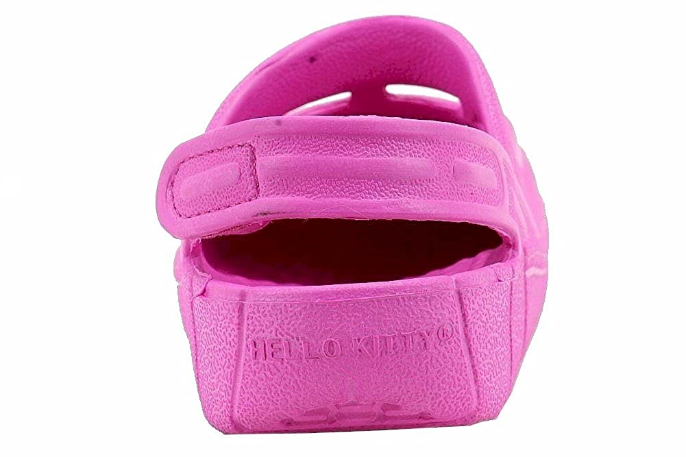 Hello Kitty Toddler Girls HK Lil Cori Fashion Sandal Clog Shoes
