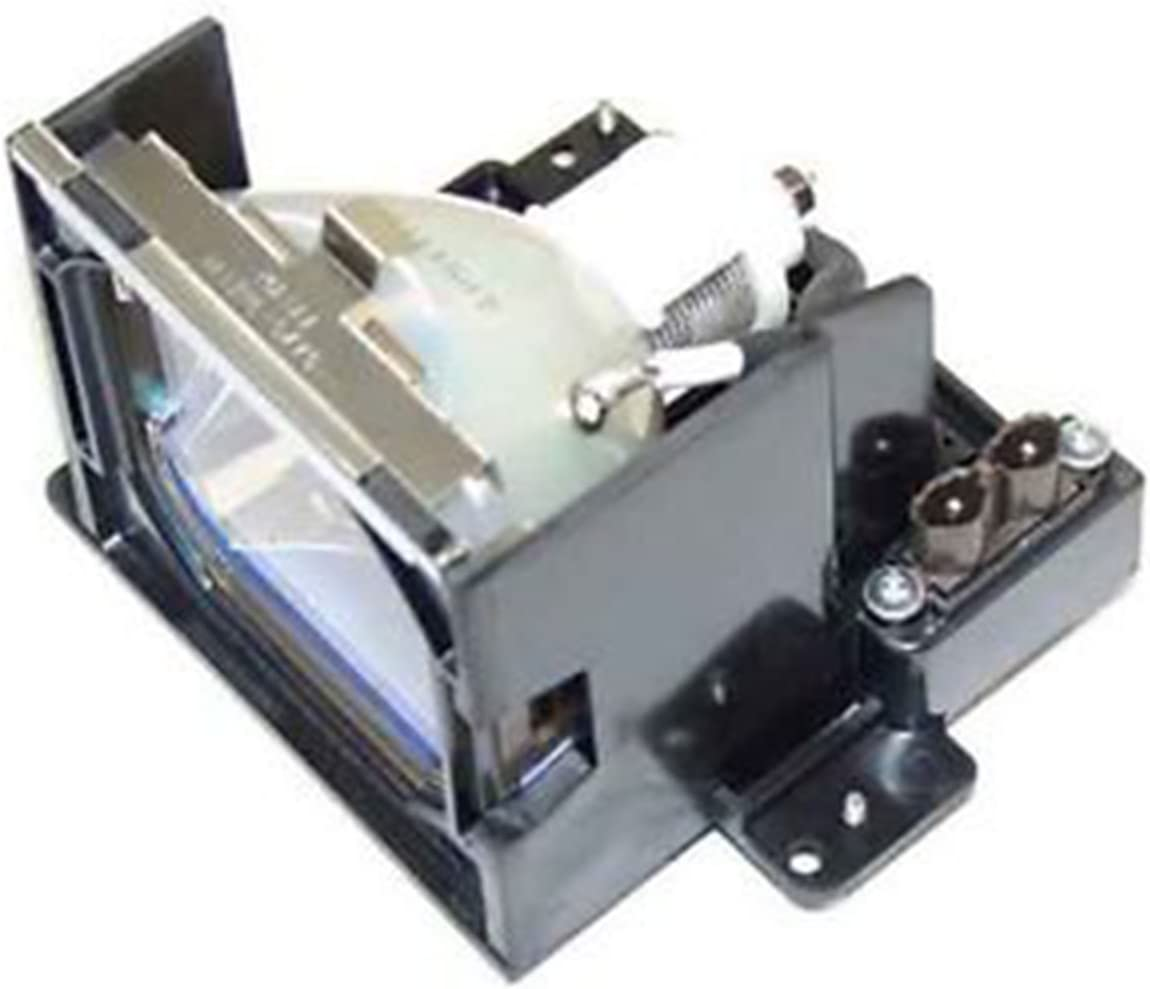 AuraBeam Professional Replacement Projector Lamp for Boxlight MP42T-930 with Housing Powered by Ushio