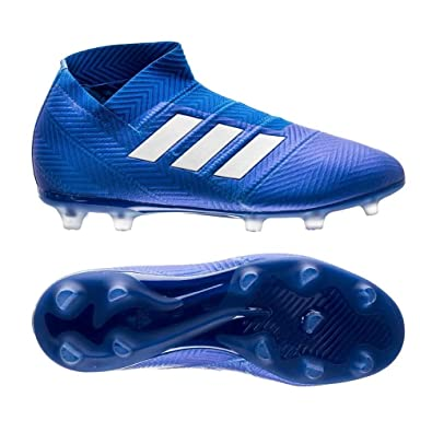 Amazon.com  adidas Kids Nemeziz 18+ FG Soccer Cleat  Soccer