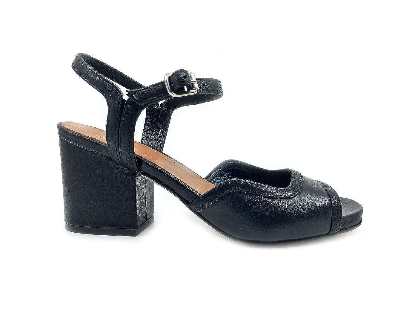 Para Zapatos Julie Dee Sandalias Vestir Mujer De Goma UpVSzM