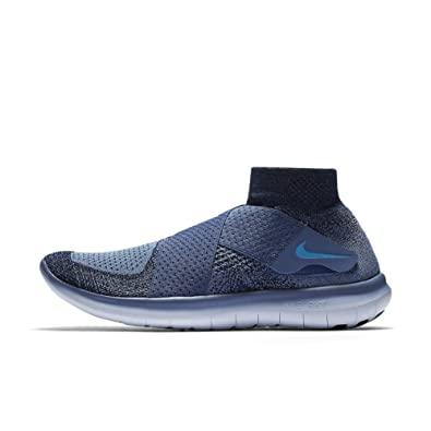 3a36a2327b2 Nike Men s Free RN Motion Flyknit 2017 Ocean Fog 880845 400 (8.5 ...