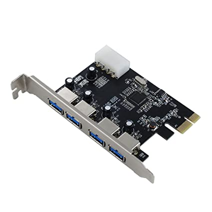 New 5 ports usb 2. 0 pci hub card nec pci controller card adapter.