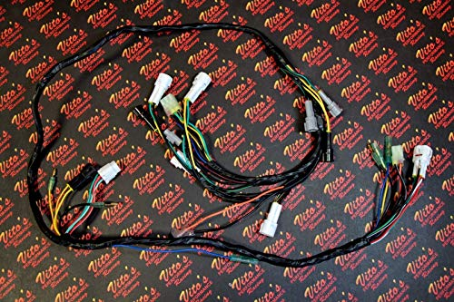 Vito's Performance New Yamaha Banshee Wiring Harness Complete OEM  on