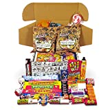 "The A Quarter Of... ""Retro Sweets In A Cartoony Box"" (Over 1.1kg of Retro Sweets)"