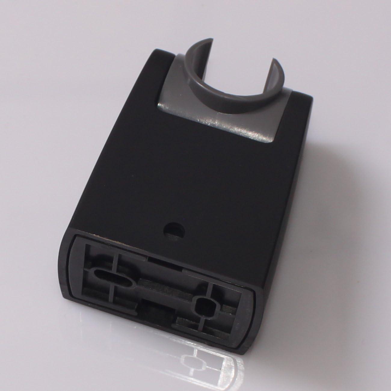 Pommeau de douche manuel en laiton haute pression ABS shower holder Fonction unique Skybath nickel bross/é