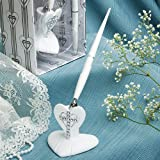 Ccross And Heart Design Pen Set From The Love And Faith Collectionross And Heart Design Pen