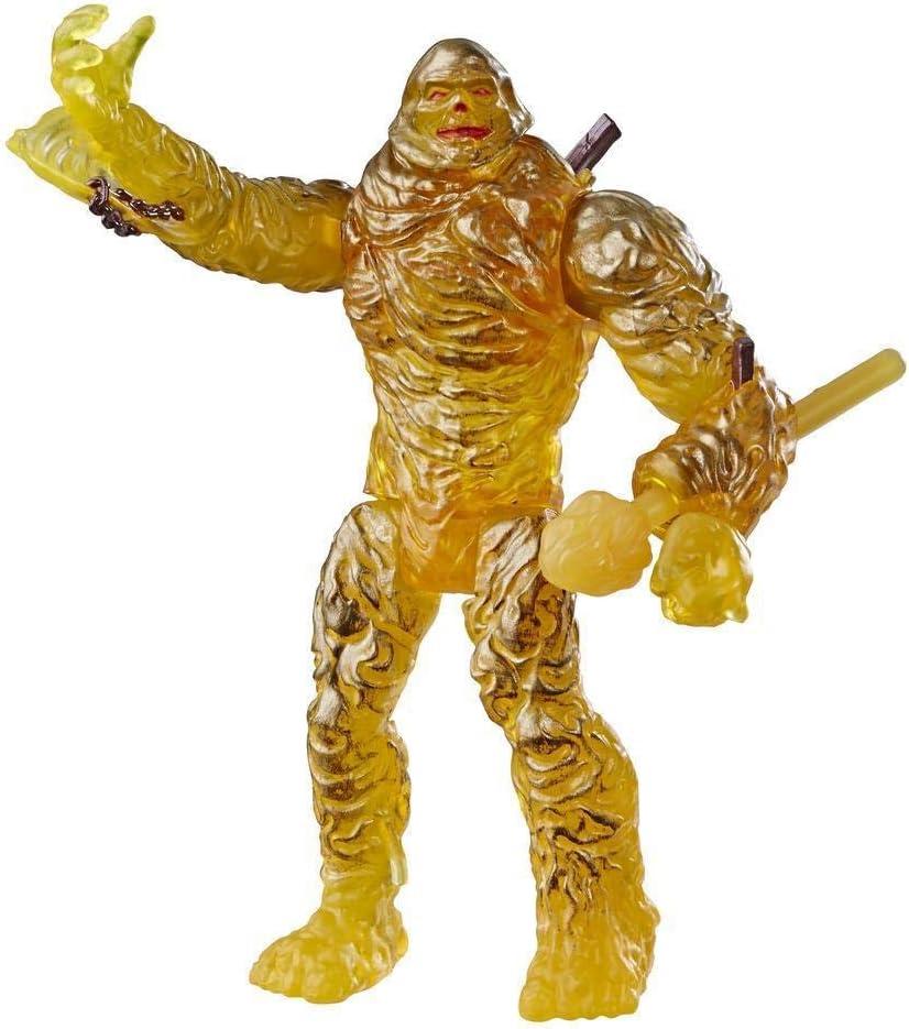 Hasbro Spider-Man- Far from Home Molten Man Action Figure de 15 cm, Multicolor, E4121ES0