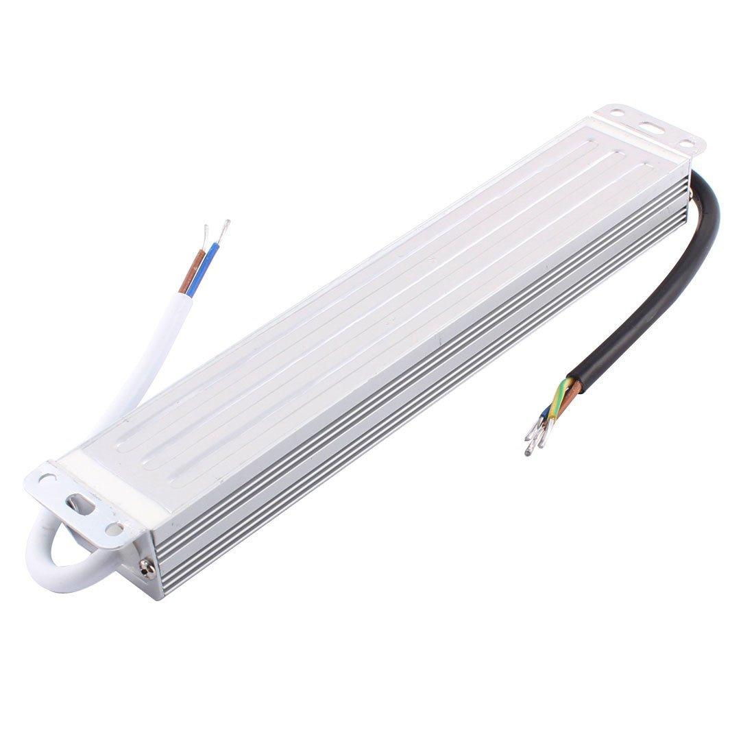 DealMux AC 90 ~ 250V a 24V DC 36 vatios transformador IP67 impermeabilizan el conductor del LED Fuente de alimentaci/ón