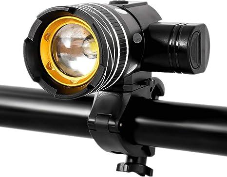 Luces para Bicicletas De MontañA Luz Bici USB Luz Led para ...