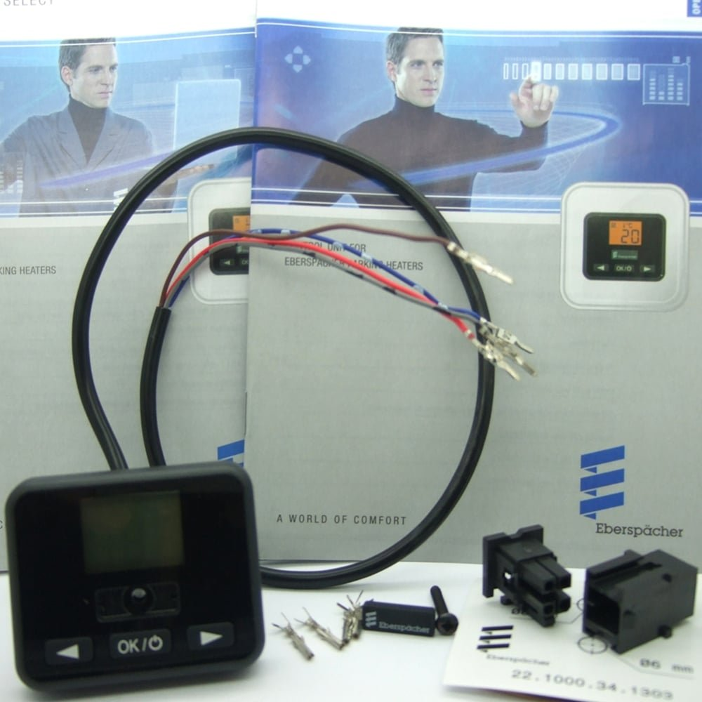 Eberspacher Easystart Select Controller Airtronic Or Airtronics Wiring Diagram Hydronic Heater 221000341300 Everything Else