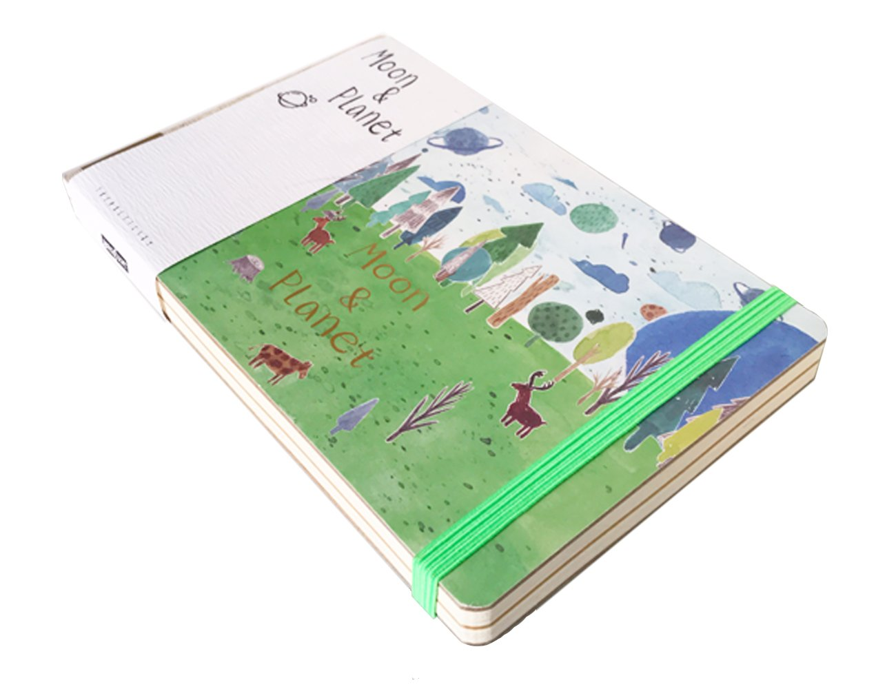 Siixu Hardcover Sketchbook for Drawing, Blank Paper, Inner Pocket, 120 Sheets (8.2 x 5.4)